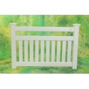 Ograda PVC za terasu ili balkon - R2