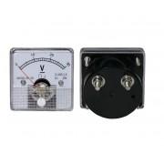 Analógový voltmeter 0-30V DC