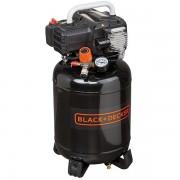 Compresor 24L vertical fara ulei Black+Decker 1,5 Hp 10 bar 180l/min- BD 195/24V-NK