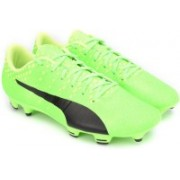 Puma evoPOWER Vigor 3 FG Football Shoes(Green)