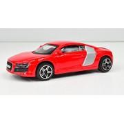 "Bburago 1/43 Street Fire (3.5"") Audi R8 - Red"