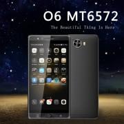 EW Teléfono Inteligente Smart Phone MT6572 O6 3G RAM 1GB ROM 8GB