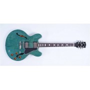 Gibson Memphis 2016 ES-335 Figured Gloss (Turquoise Stain)