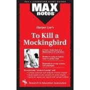 MAXnotes Literature Guides: To Kill a Mockingbird by Anita Davis