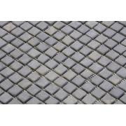 Mozaika Garth mramorová - sivá, obklady 1 m2