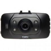 Camera auto DVR Xblitz Classic Full HD unghi vizionare 120 grade G-Sensor Functie SOS neagra