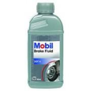 Lichid de Frana MOBIL BRAKE FLUID DOT4, 0.5 litrii