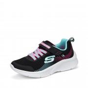 Skechers Sneaker - Mädchen - schwarz, jetzt im Angebot