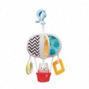 Taf Toys Mongolfiera Obi Owl Chime Bell - Giostrina per passeggino