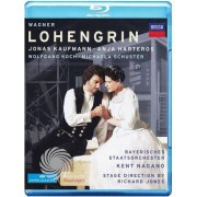 Video Delta Richard Wagner - Lohengrin - Blu-Ray