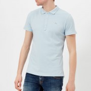 Diesel Men's Heal Polo Shirt - Skyway - L - Blue