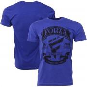 "Forza MMA Forza Sports ""Origins"" MMA T-Shirt - Royal Blue 3XL"