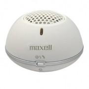 Colunas de Som Bluetooth Portátil MXSP-BT01 Branco