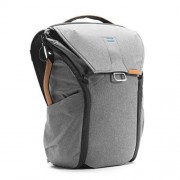 Peak Design Everyday Backpack Mochila para Tablet Gris Funda (Mochila para Tablet, Universal, Compartimento del portátil, Gris)