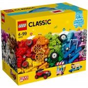 Lego Classic: Ladrillos sobre ruedas (10715)