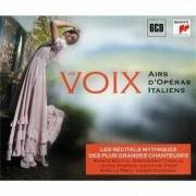 Renata Scotto,Montserrat Caballe,Leonie Rysanek,Leontyne Price,Mirella Freni,Ileana Cotrubas - Les Voix:Airs d'operas italiens (6CD)