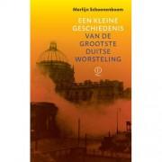 Een kleine geschiedenis van de grootste Duitse worsteling - Merlijn Schoonenboom