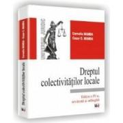 Dreptul Colectivitatilor Locale - Corneliu Manda