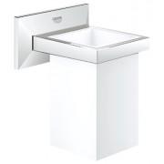 Suport pahar cu pahar baie Grohe Allure Brilliant-40493000