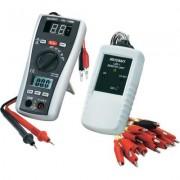 Digitális multiméter vezetékvizsgálóval, CAT III 600 V, Voltcraft LZG-1 (100878)