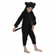 Kaku Fancy Dresses Bear Wild Animal Costume For Kids School Annual function/Theme Party/Competition/Stage Shows Dress