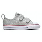 Converse All Stars Chuck Taylor 2V 763551C Zilver-21