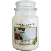 Yankee Candle Shea Butter vela perfumado 623 g Classic grande