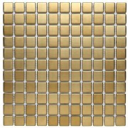 Dunin Metallic mozaika metalowa 30x30 dinox gold 010 __DARMOWA DOSTAWA OD 1600zł__