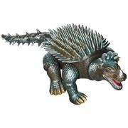Medicom Godzilla Vinyl Wars Anguirus Sofubi Figura de Vinilo PX