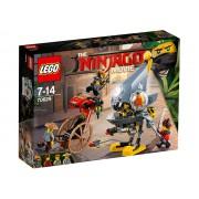 ATACUL PIRANHA - LEGO (70629)