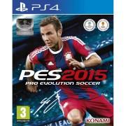 Игра Pro Evolution Soccer 2015 (Pes 2015) за PS4 (на изплащане), (безплатна доставка)
