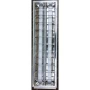 Led fénycső armatúra T8, 30x120 cm, beépíthető. 2 db led fénycsőhöz! Life Light Led