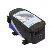 2V1 Cyklo vodeodolné púzdro pre mobil + taška na bicykel