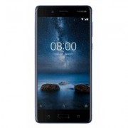 Nokia Smartfon NOKIA 8 Tempered Blue