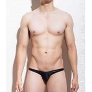 Mategear Kum Ja Without Lining Signature Mini Bikini Swimwear Black 910802