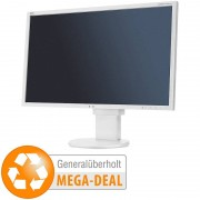 "NEC MultiSync EA223WM, 55,9cm/22"" LED-Monitor, 1680x1050 (generalüberholt)"