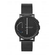 ユニセックス SKAGEN CONNECTED Hagen Hybrid Smartwatch スマートウォッチ ブラック