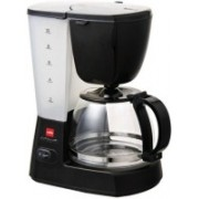 Cello Infusio 200 10 Cups Coffee Maker(Black, White)
