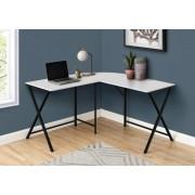 New 3 pc cherry finish wood bar table set with swivel stools