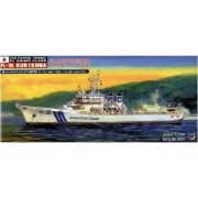 1/700 Japan Coast Guard Patrol Boat Erimo Type Pl-06 Kurikoma (Japan Import)