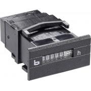 Contor de ore de functionare 12-24 V/DC, 0 - 99.999,99 h, IP65, Bauser 262.2
