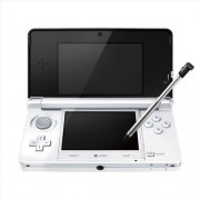 nintedo 3DS Console Ice White (Japanese Imported Version only plays Japanese version games)