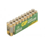 GP 5508 - GP Super Alkaline LR6/AA 20-pack