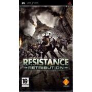 Resistance Retribution Psp