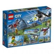 LEGO R City Police - Urmarirea cu drona a politiei aeriene 60207