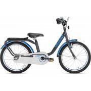 """Puky Z 8 Edition Barncykel blå/svart 18"""" 2018 Barncyklar 12-18''"""