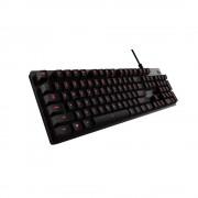 KBD, Logitech G413 Carbon, Romer-G суичове, Gaming, USB