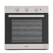 Hotpoint SA3330HIX Single Built In Electric Oven - Stainless Steel