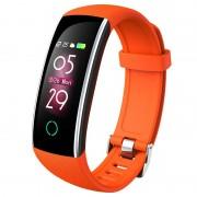 Waterproof Bluetooth 5.0 Activity Tracker C20 - Orange