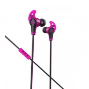 SMS Audio STREET by 50 Cent In-Ear Wired Sport mit Mikrofon Pink